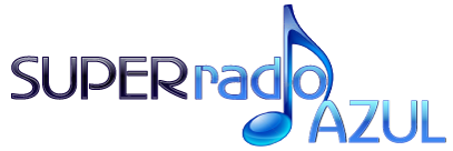 Logo Super Radio Azul